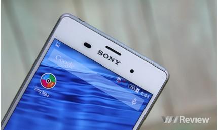 Đánh giá Sony Xperia Z3 chính hãng