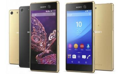 Thay mặt kính cảm ứng Sony M5 giá rẻ tại Đà  Nẵng
