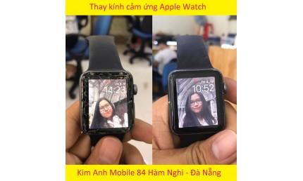 Bảng giá ép kính apple watch series 3 tốt nhất tại đà nẵng
