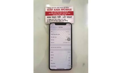 ép kính màn hình iPhone X OLED giá bao nhiêu