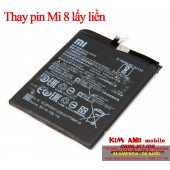 Thay pin xiaomi Mi 8 giá rẻ, nhanh chóng nhất Đà Nẵng