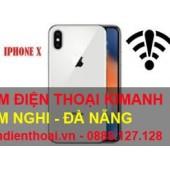 Sửa wifi iphone X giá rẻ