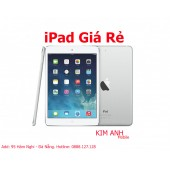 iPad Air 16Gb Có sim 4G giá rẻ tại Đà Nẵng