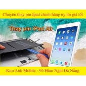 Thay pin ipad air chính hãng uy tín , giá tốt , lấy ngay
