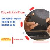 Bảng giá ép kính, Thay mặt kính iPhone tại Đà Nẵng
